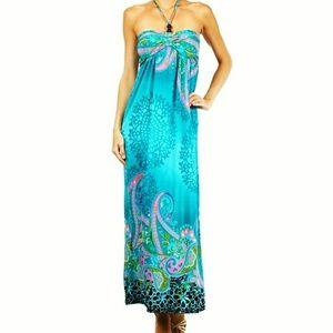 Dresses & Skirts - Halter summer breeze dress
